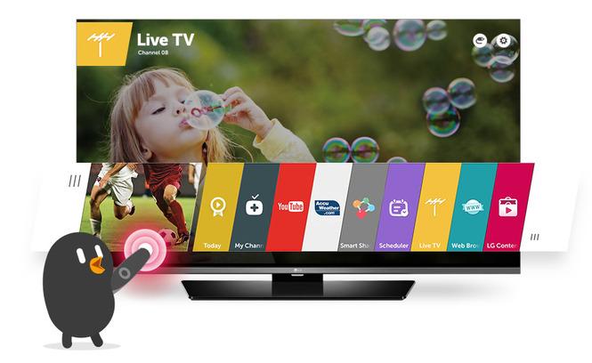 """televizor.org.ua - Телевизор LG 49"""" 49UF680V"""