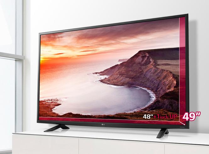 "televizor.org.ua - Телевизор LG 49"" 49LF510V"