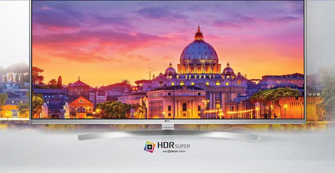 HDR SUPER с Dolby Vision